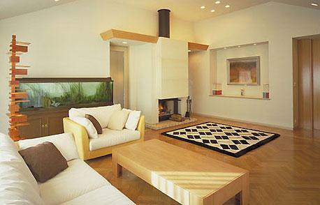 和と洋が美しく融合した平屋の家