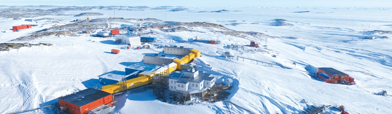 ミサワホーム 南極 観測基地
