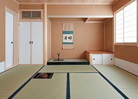 美が宿る伝統茶室