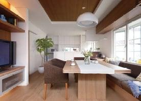 暮らしやすく心地よい、ご家族の豊かな時間をデザイン