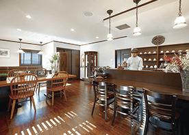 時がゆったりと流れるカフェを自宅にオープン