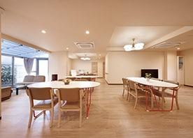 「暖かみのあるアットホームな施設にしたい」をコンセプトに設計