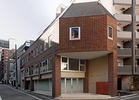 テナントビルを、都市型共同住宅へとまるごとコンバージョン