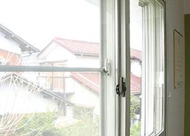 わが家の技ありエコ・リフォーム 今ある窓はそのままに、断熱・防音効果をアップする二重窓