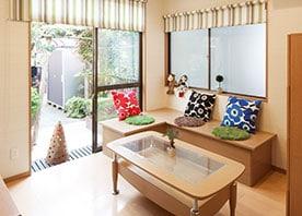 耐震補強工事は、明るく広い部屋に大改造できるタイミング