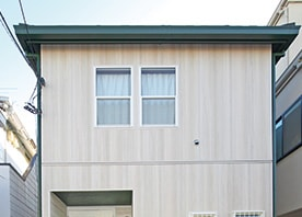 住まいを包み、守る、サイディングデザイン