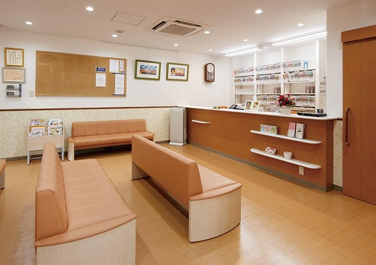 小児科・待合室