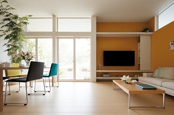 住まいのデザインはシンプルが基本。 リフォーム時に心がけたい空間整理術。