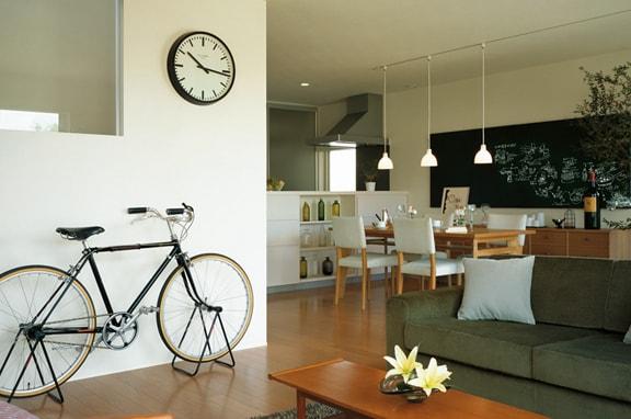 快適な室内環境で冬でもあたたかな住まい