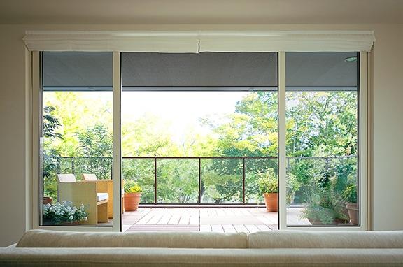 住まいと外部空間が調和することで、 快適な生活の場が生まれます。