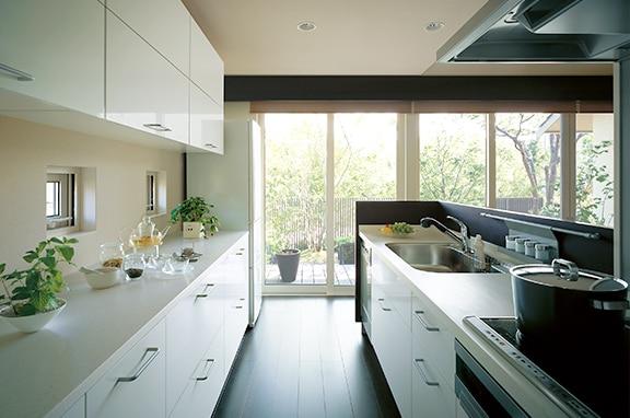 快適なキッチン作りの第一歩 自分にあったキッチンサイズをみつけよう