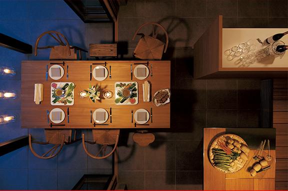 ライフスタイルから生まれる 新しいキッチンの形