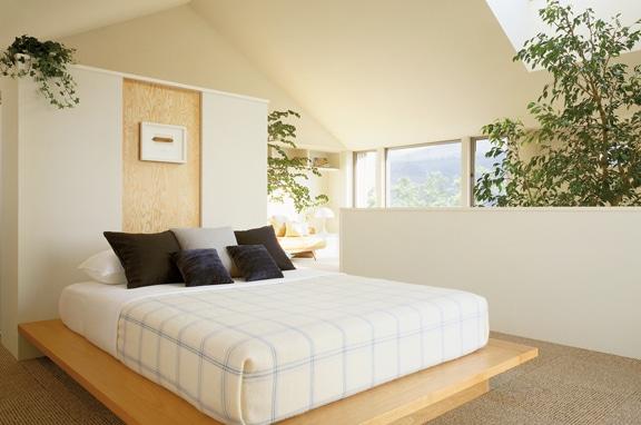 寝室は1日の1/3を過ごす大事な場所