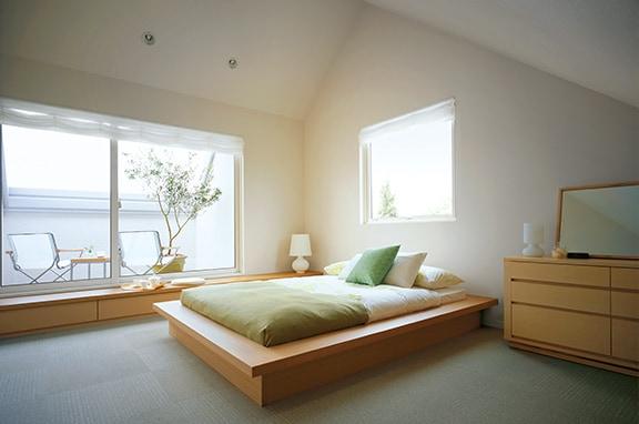 生活習慣を改めて 質の良い睡眠環境づくり